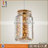 2016 latest products Illusion Starry Sky pendant lighting series Glass bottles                                                                         Quality Choice