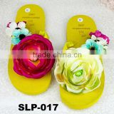 manual cool slippers flat sand beach summer lady slipper