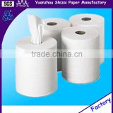 Commercial building using Toilet Hand paper roll towel, No harmful chemicals, eco-friendly