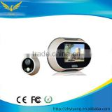 holiday doorbell! 3.5-inch single-family hands-free color video camera doorbell funny doorbell