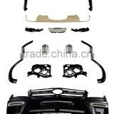 For 2013-2014 Mercedes Benz GL63 Restyling body kit auto parts upgrade GL300,GL350/material best PP from factory