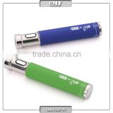 Online buy New style colorful 2200mah e-cig batteries adjustable voltage
