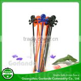 plastic halloween drinking colorful stirrer                                                                         Quality Choice