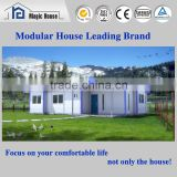 EPS Sandwich Panel Excellent Design with Beautiful Special Roof Design for Three Bedroom Prefab House Design
