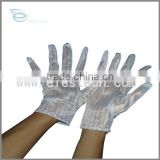 Good usage electron pu glove made in China
