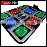 Plastic USB Dance Mat Pad for PC TV Video Game