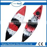 Wholesale mini speed boats sale fishing kayak for sale/sit on fishing kayak