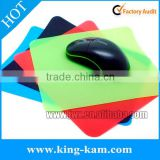 Anti-slip silicone sublimation mouse pad