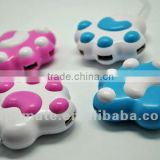 cute computer animal claw shaped 4 port usb hub