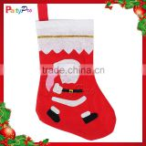 2015 Hot Sale Promotional Cute Light Up Christmas Socks