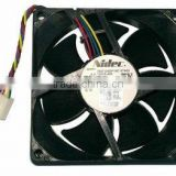 Special authentic Nidec 8025 8CM 8 cm mute wind PWM intelligent control CPU cooling fan T80T12MS11A7-07A02