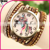 ladies fashion watches cheap 2015 high quality vogue lady watch, stainless steel case back watch
