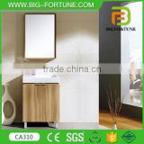 Ceramic basin glass mirror bathroom vanity cabinets                                                                                                         Supplier's Choice