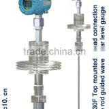 RF2030F guided wave radar level transmitter for high temperature high pressure digital water level indicator