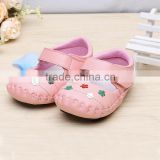 2016 new baby shoes brand shoes leather baby shoes children shoes baby girls in Guangzhou children's shoes wholesale