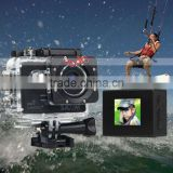 SJ5000 Plus Ambarella A7LS75 16MP 60FPS Wifi Digital Sport Action Camera Car DVR Mini Camera Black