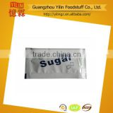price competitive 5g small sachet packing white and brown sugar sachet for instant coffee Certified with HACCP and ISO