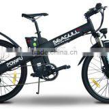 Adult electric bicycle trailer for sale with aluminum/alloy frame made in China