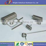 stretched galvanized torsion springs for clothespins
