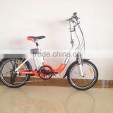 SAILI MOTOR hot selling full suspension electric mountain bike