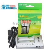 Low Price 18650 Lithium Battery Charger 18650 charger dual slot charger with US/UK/EU/AU Plug
