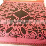 RT-4 indian handmade celtic printed wall hanging mandala printed bed sheet table runner tapestry