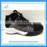 Latest flyknit fashion basketball shoes athletic men training shoes cheap OEM brand sports shoes