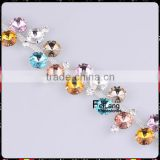DIY bling bling resin rhinestone craft for Garments Shoes Bags and Furniture