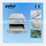 reflow oven, infrared heating ic heater, pcb chip repair,wave soldering machine,original manufacturer,taian puhui t962/t962a