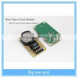 2pcs/lot DS1302 Real Time Clock Module with CR2032 Button Battery 31 x 8 RAM buy bulk electronics