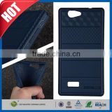 C&T Flexible TPU High Impact Soft Back Cover for Zte Blade X9