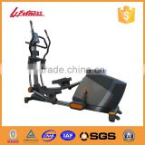 cheap price commercial elliptical trainer elliptical cross fit LJ-9603A in self-generating system
