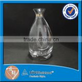 new hand-made cheap portable crystal glass wine decanter