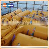 Water Filled Lifeboat Proof Load Testing Water Weight Bags