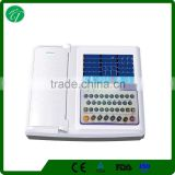 12 lead ecg machines 12 channel / ECG machine china manufactured / ECG machine price for sale EG12