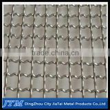 (15 years factory)Stainless Steel Vibrating screen netting /Crimped Wire Mesh from DingZhou factory