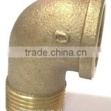 good service & products for 90 degree pipe fittings bronze elbow