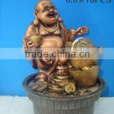 polyresin buddha water fountain table water fountain desktop fountain indoor water fountain