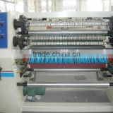 25.4mm bopp stationery tape slitting machine,small core stationery tape slitting & rewinding machine