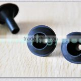customize ISO9001 EPDM/NBR/SL cable harness grommet by China manufacturer,color black