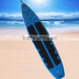 Surfing and water skiing pvc board sup deck pad power jetboard