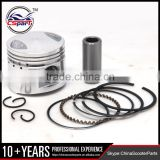 39mm Piston Rings Kit for GY6 50CC Jonway Jmstar Yiying Wangye Baotian Sunny Keeway Roketa JCL 1P39QMB Scooter Parts
