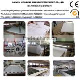 thermo bonding production line for quilt