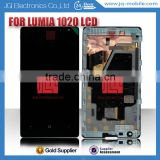 New Cell phone parts lcd display touch screen digitizer For Nokia Lumia 1020