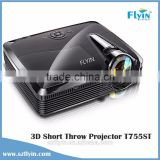 Very Cheap Projector for School with VGA HDMI DLP 3D Hologram Projector DLP Short Throw Projector