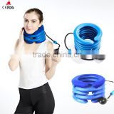 As Seen On TV Medical Cervical Neck Collars inflatable cervical traction For Emergency and daily life neck support Use
