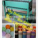 commercial cotton wax candle making machine/birthday candle making machine/artistic candle maker machine