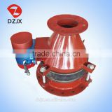 DZ Series Under-bin Vibrating Feeder Model Wheat or Flour Vibro Bin Activator / Silo Dischargers