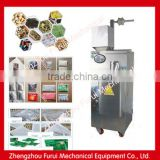 China electric motor automatic pyramid tea bag packing machine/black tea packing machine