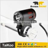 Hot sale nice design T6 super bright ANGEL EYE light bike,bike light set,bicycle led light